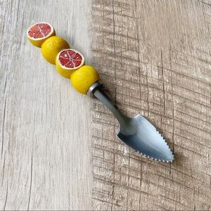 Other - Decorative Grapefruit Spoon Kitchen Cutlery